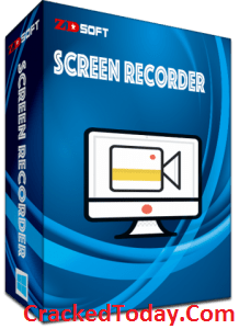 ZD Soft Screen Recorder 11.2.1 Crack With Serial Key {2019 Here}