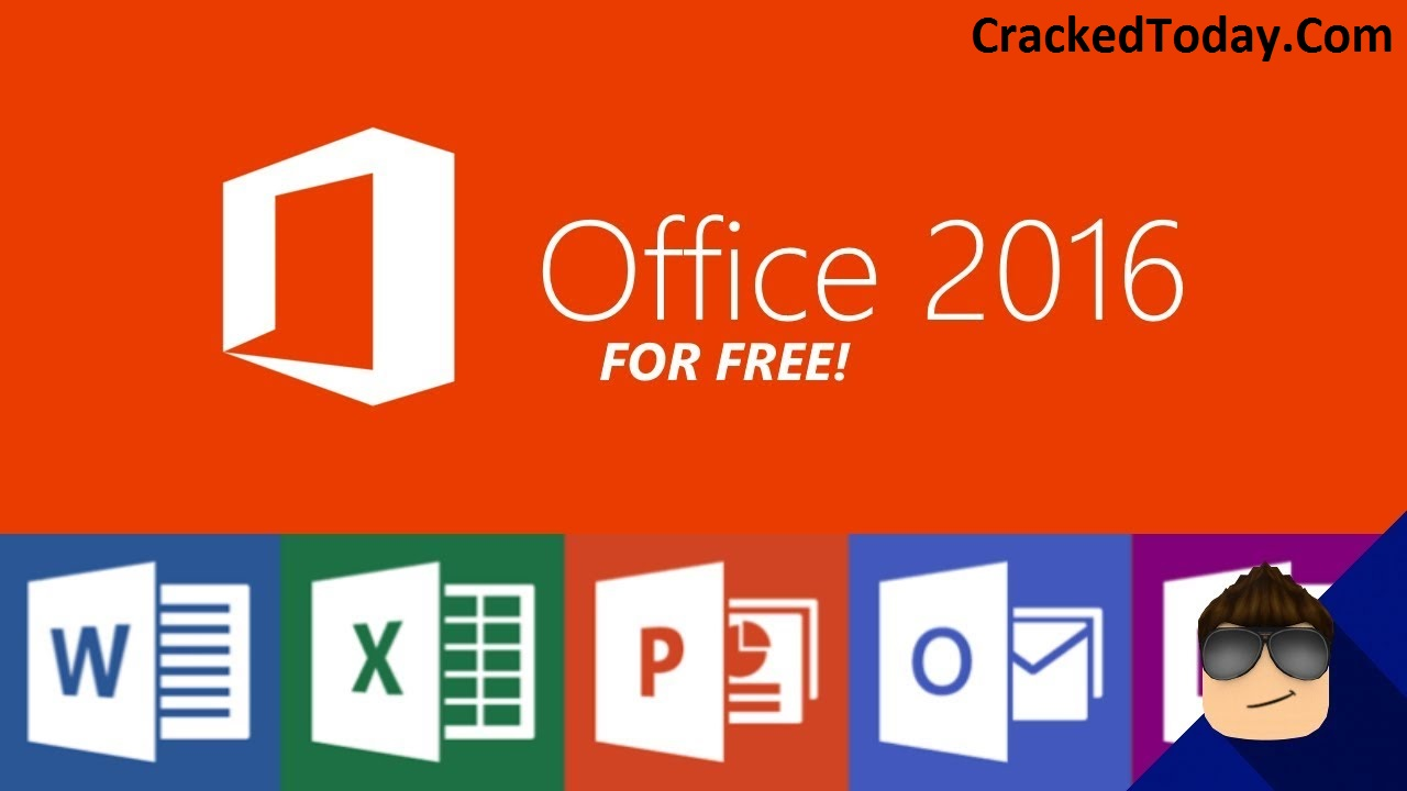 Microsoft Office 2016 Crack And Serial Key Free Download Latest
