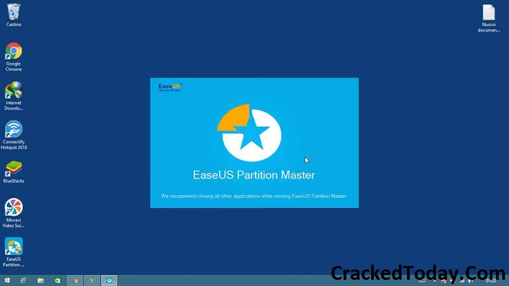 EaseUS Partition Master 13.5 Crack With Keys Free Full Download