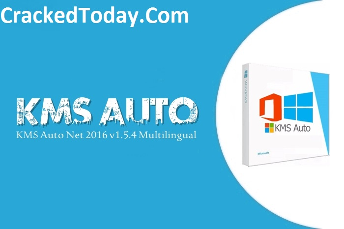 KMSAuto Net Crack Windows 10 Activator Free Download