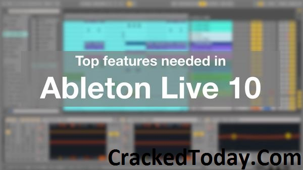 Ableton Live 9 Suite Crack With Serial Key Free Full Download