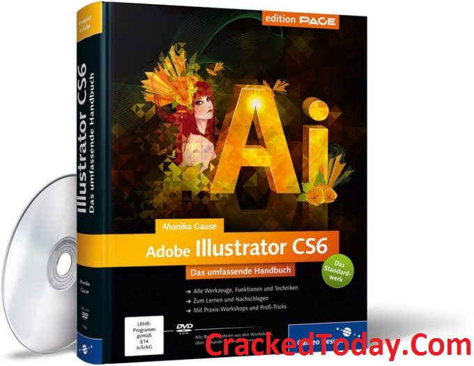Adobe Illustrator CS6 Crack With Activation Code Free Download 2019