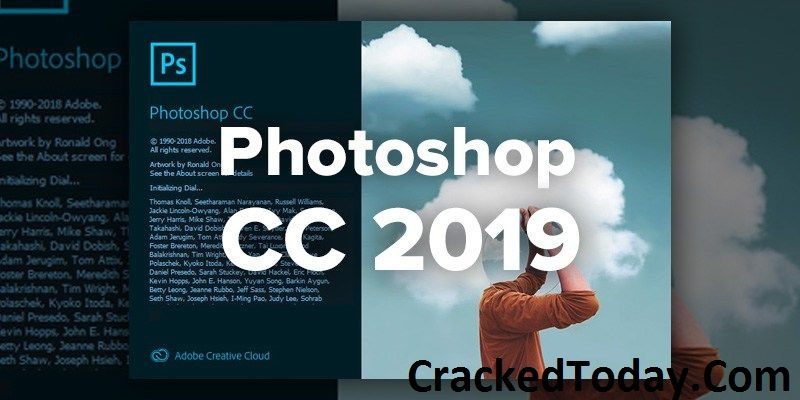 Adobe Photoshop CC 2019 Crack And Keygen Free Download