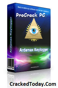 Ardamax Keylogger 5.0 Crack Plus Keygen Free Download 2019