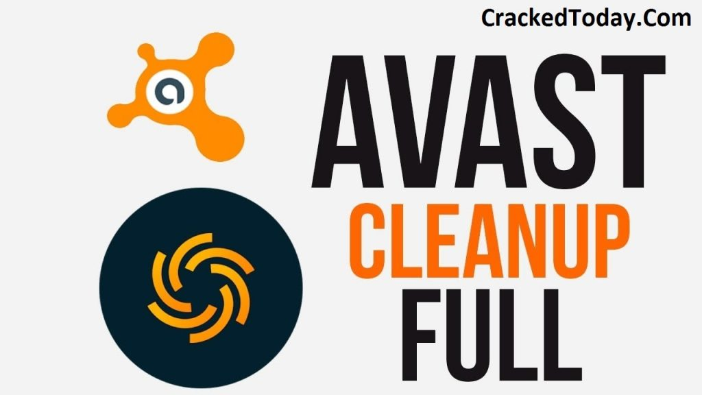 Avast Cleanup Crack With Activation Code 2019 Free Download